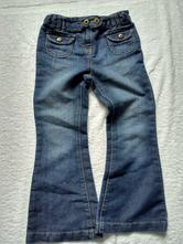 Tmavě modré rifle do zvonu, george,116