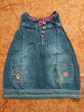 Džínové šaty, cherokee,98