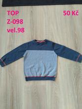 Lehký svetr, f&f,98