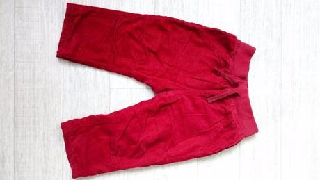 Kalhoty s podšívkou, lupilu,80