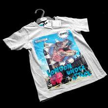 Dětské tričko, tri-0092-01, respect,104 / 110 / 116 / 128