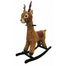 Houpací žirafka se zvuky,