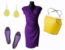 Šaty diana - více barev, l / m / s