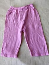 Pyžamkové kalhoty/ tenké tepláčky, 80
