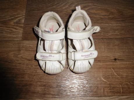 Sandálky superfit vel. 20, superfit,20