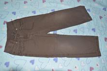 Hnědé oteplené kalhoty c&a palomino , c&a,122