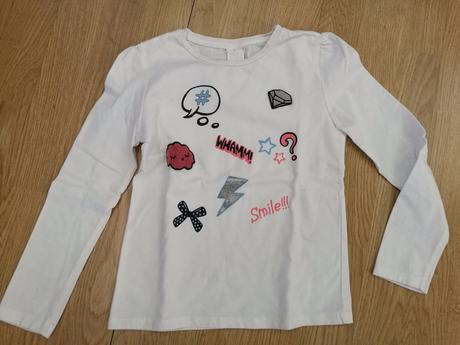Dívčí triko, palomino,134