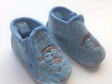 Chlapecké papuče  typ barefoot č.567, 18