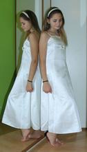 Slavnostní společenské plesové šaty i pro družičku, debenhams,164