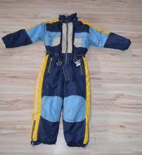 Chlapecká zimní kombinéza vel. 116 kids fashion, kids fashion,116