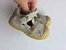 Kožené kotníkové boty č.567, bubble gummers,21