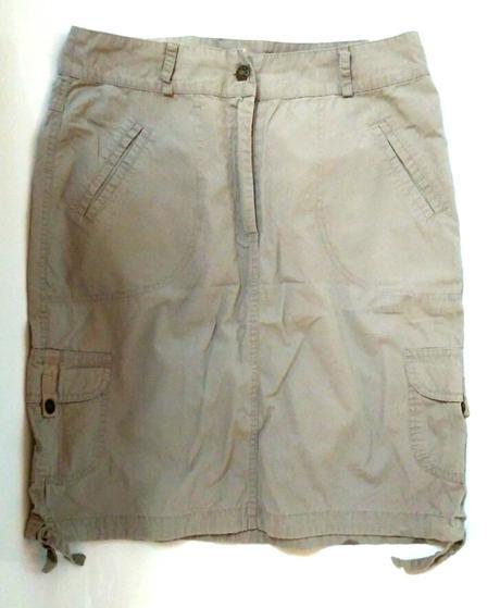 M289 - béžová sukně , 38