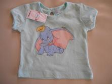 Tričko disney se slonem, disney,68