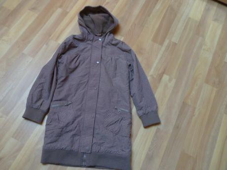 Jako nový přechodý kabát-bunda vel. 8 let, vertbaudet,128