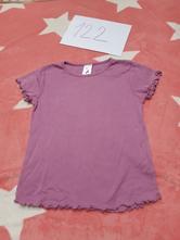 Tričko růžové, palomino,122