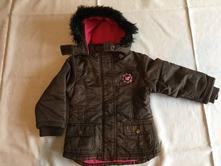 Dívčí zimní bunda/kabát, vel. 98, cherokee,98