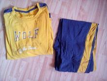 Pyžamo wolf, wolf,164