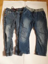 2x džíny vel.104, 104