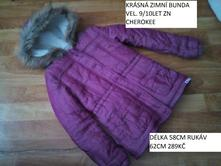 Zimní bunda, 140