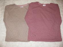 2x srdíčkové tričko , f&f,122