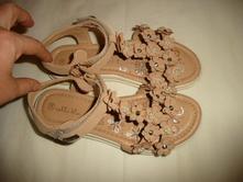 Sandály sandálky boty vel 36 22-23 cm, nelli blu,36