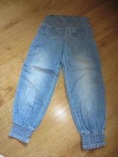 Odlehčené letní džíny, rifle kappahl, kappahl,116