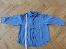 Kostičkovaná košile vel.104, next,104