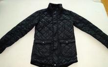 Černá bunda vel. xs / s, s