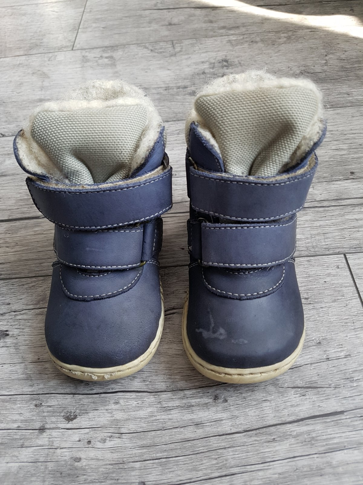 9845cf1e688 Dětské zimní boty pegres kůže
