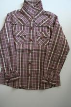 Dívčí košile s dlouhým rukávem, 116