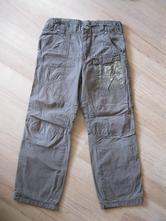 Kalhoty zateplené, dopodopo,122