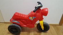 Dětská plastová motorka - odrážedlo,