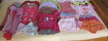 Balík oblečení holka 110,