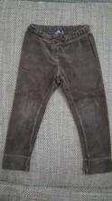Semišové tepláky, lindex,98