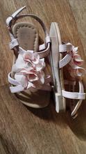 Květinové sandálky vel. 24, primark,24