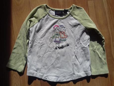 Tričko holčičky , children's place,98