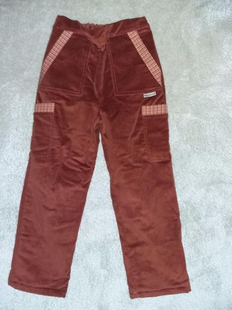 Teplé kalhoty, 116