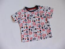 H298 tričko vel. 62, tu,62