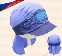 Letní čepice, kšiltovka, šátek, 9448_73217, rockino,86 - 134