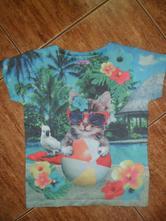 Tričko s kočičkou, f&f,104