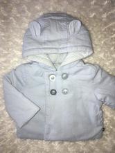 Modrá manžestrová bunda/kabátek debenhams, debenhams,62