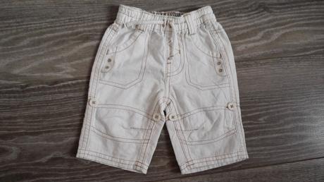 Tenké plátěné kalhoty, george,62