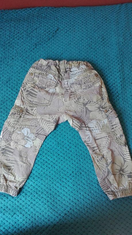 Kalhoty, kappahl,86