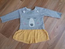Mikinové šaty, 86