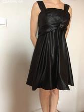 Černé společenské šaty, xs