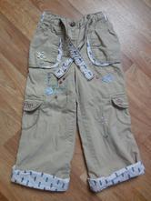 Dívčí kalhoty zn. next, vel. 110, next,110