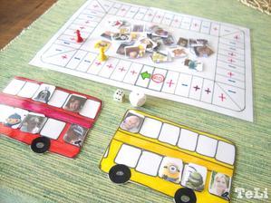 hra Bus stop -naše domácí verze