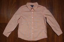 Kostkovaná košile s dlouhým rukávem, cherokee,116