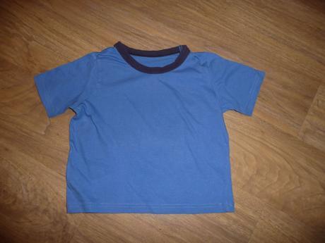 Modré tríčo george na 2-3 roky-vel.98, george,98