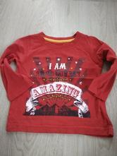Červené tričko rebel, rebel,80